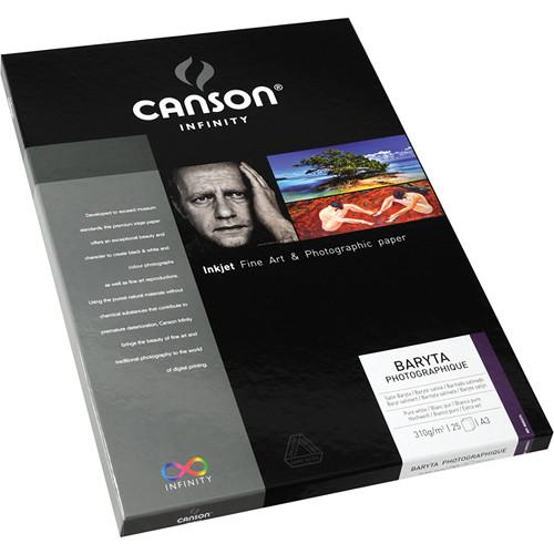 Canson Infinity Baryta Photographique Archival Inkjet 200002276