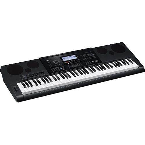 Casio WK-7600 - Workstation Keyboard with Sequencer and WK-7600