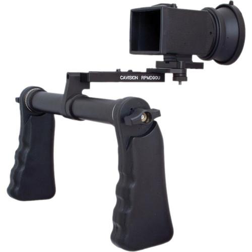 Cavision Dual Handgrip / Viewfinder Package for Canon MH3Q-DH-M3