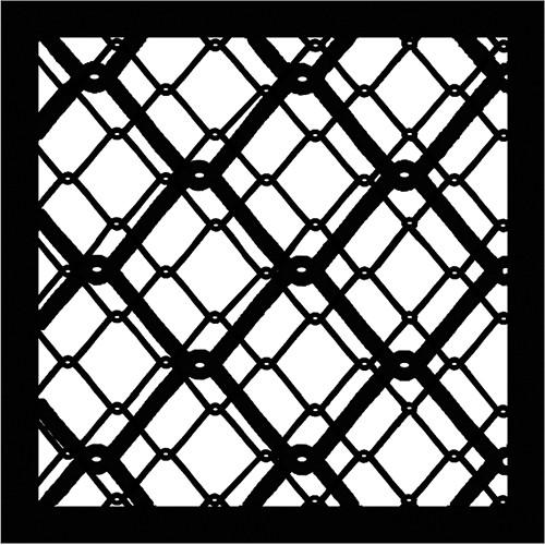 Chimera Chain 2 Urban Series Window Pattern 22 x 22