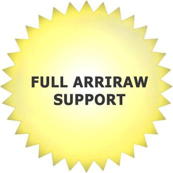 Cinedeck  Comprehensive ArriRAW Support 15017