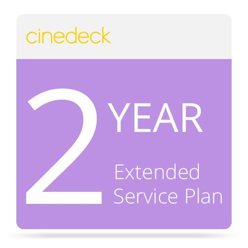 Cinedeck Extended 2nd & 3rd Year Support Service 9999, MX23