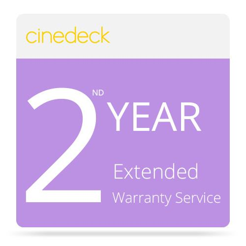 Cinedeck Extended Warranty Service for RX Recorder / 9999, RX