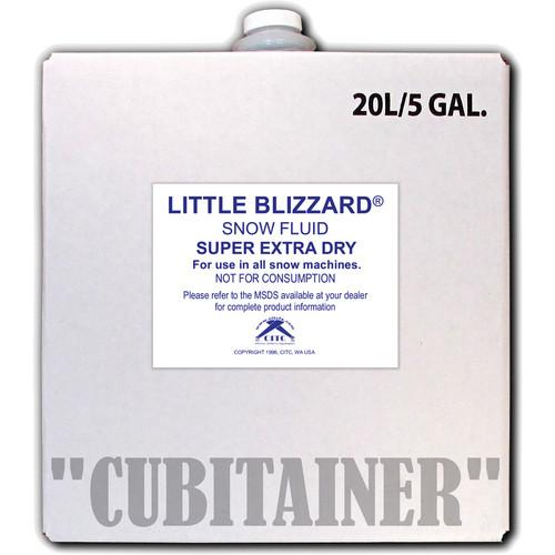 CITC Little Blizzard Fluid Super Extra Dry (5 Gallons) 150162-C