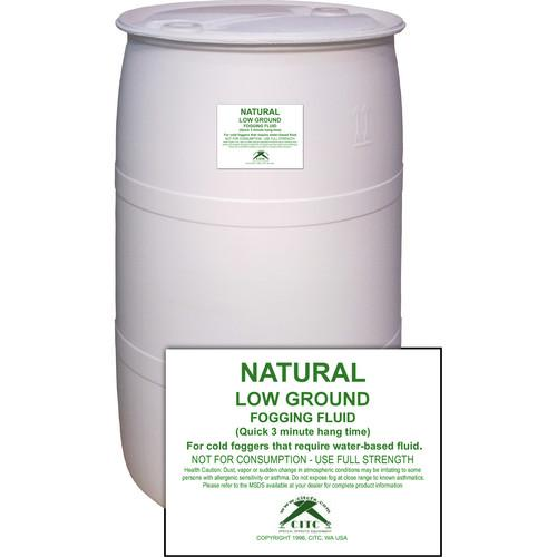 CITC Low-Ground Fog Fluid (55 Gallon, Drum) 150490-D