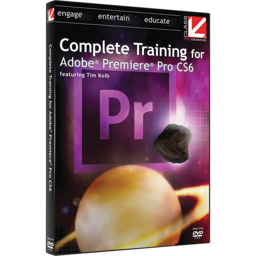 Class on Demand Instructional DVD: Complete Training 99942
