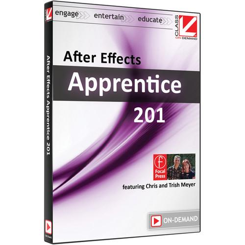 Class on Demand Video Download: After Effects Apprentice 99925