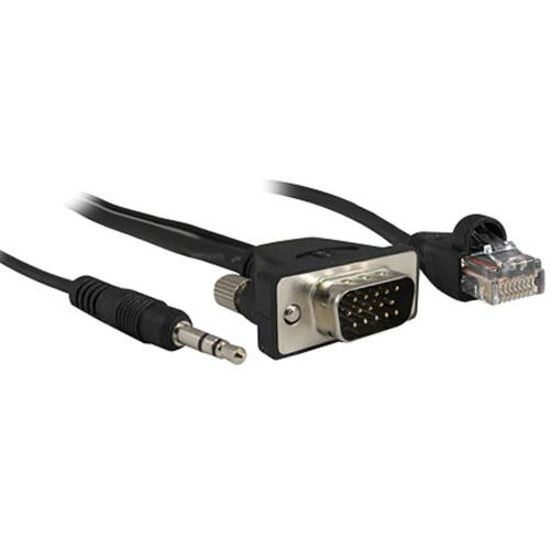 Comprehensive Pro AV/IT Series Micro VGA Male MVGA15P-P-25HR/AL