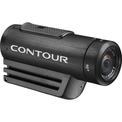 Contour  ContourROAM2 Action Camera (Black) 1801K