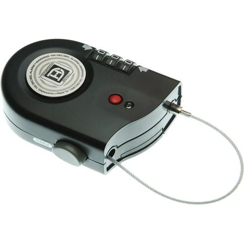 Crane Hardware SCREAMER Laptop Lock and Alarm CV-SCL-1