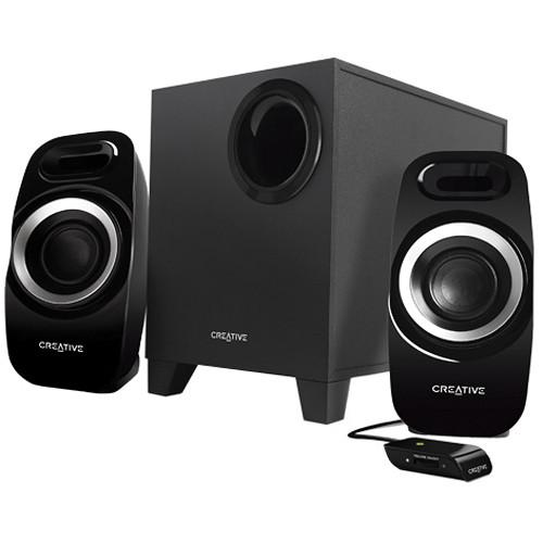 Creative Labs Inspire T3300 2.1 Speaker System 51MF0415AA002