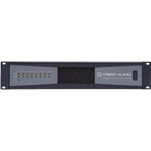 Crest Audio CM 2208 8-Channel Professional Installation 01000550