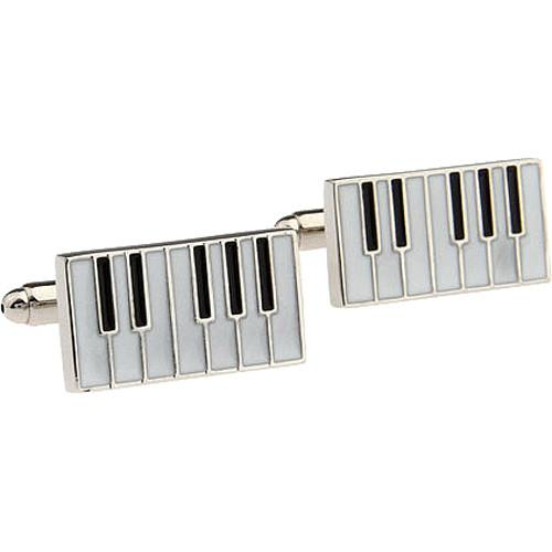 Cuffs NY  Piano Key Cufflinks 26025