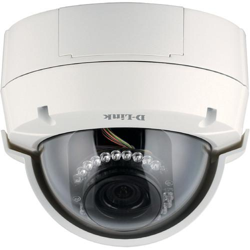D-Link DCS-6513 Full HD WDR Day/Night Outdoor Dome DCS-6513
