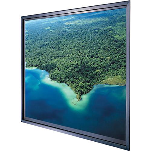 Da-Lite Polacoat Da-Glas In-Wall HDTV Format Rear 27667