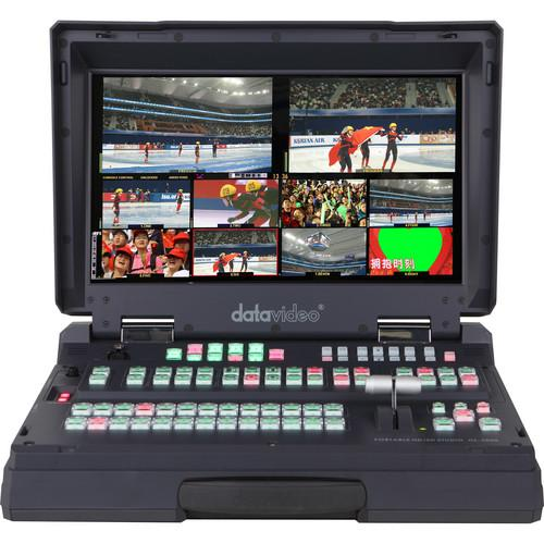 Datavideo HS-2800 Hand Carried HD/SD Mobile Studio HS-2800-8