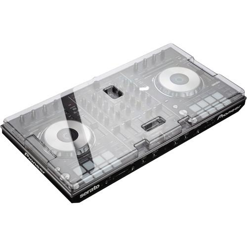 Decksaver Smoked/Clear Cover for Pioneer DDJ-SX DS-PC-DDJSXRX