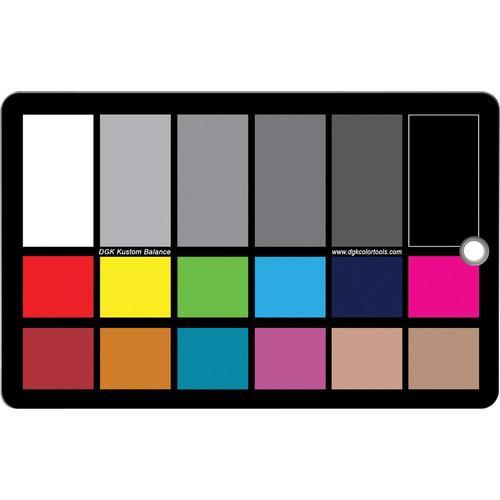 User Manual Dgk Color Tools Wdkk Waterproof Color Chart Wdkk Pdf