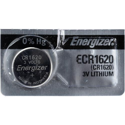 Energizer  CR1620 Lithium Coin Battery ECR1620TS