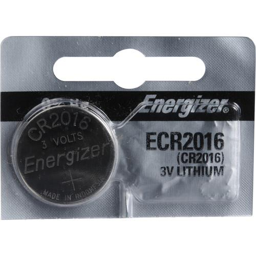 Energizer  CR2016 Lithium Coin Battery ECR2016TS