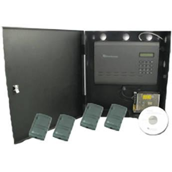 EverFocus NAV-04-1B 4-Door FlexPack Access Control Kit NAV-04-1B