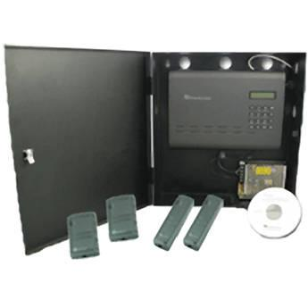 EverFocus NAV-04-1D 4-Door FlexPack Access Control Kit NAV-04-1D