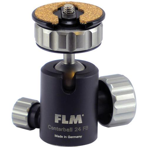 FLM CB-24FB PRP-45 Ball Head and Quick Release System 12 24 903