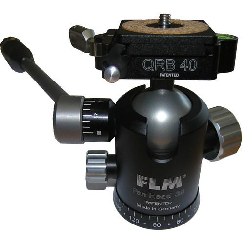 FLM PH-38 Pan Head with QRB40 Quick Release Set 12 38 905