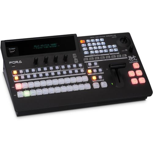 For.A HVS-110 HD/SD Portable Video Switcher HVS-110