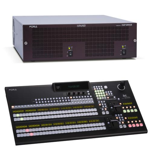 For.A HVS-390HS HD/SD 2M/E Switcher HVS-390HS 2M/E TYPE C
