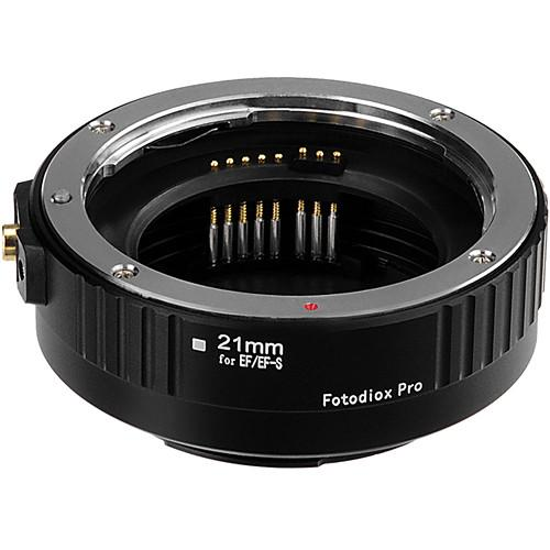 FotodioX Pro Auto Macro Extension Tube for Canon MCR-EOS-AF-21