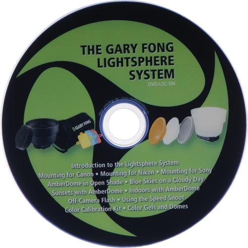 Gary Fong Lighting Tutorial DVD for Canon DVD-CANON