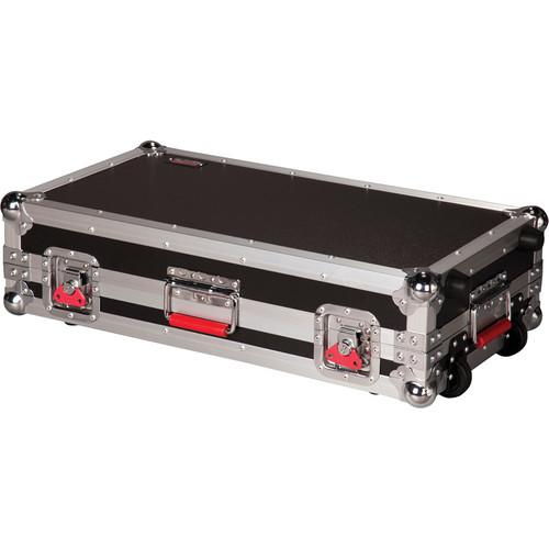 Gator Cases G-Tour Pedalboard with Wheels G-TOUR PEDALBOARD-LGW