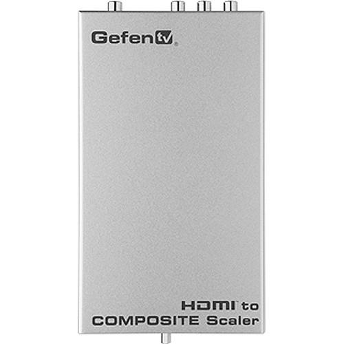 Gefen HDMI to Composite and S-Video Scaler GTV-HDMI-2-COMPSVIDSN