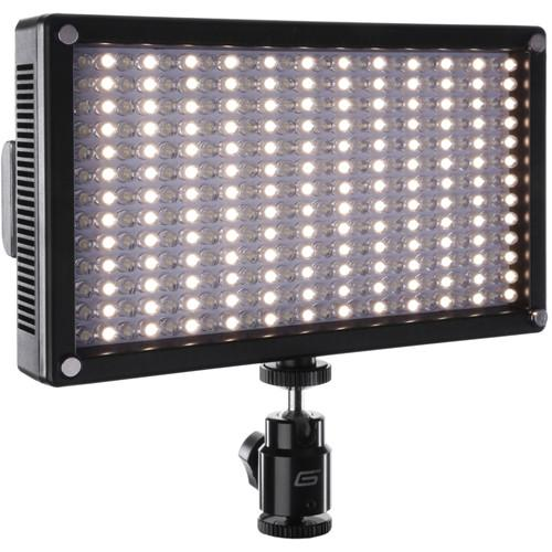 Genaray LED-7100T 312 LED Variable-Color On-Camera LED-7100T