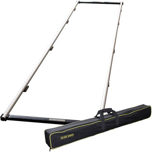 Glide Gear Straight Aluminum Track with Carry Bag (12') SYL 101