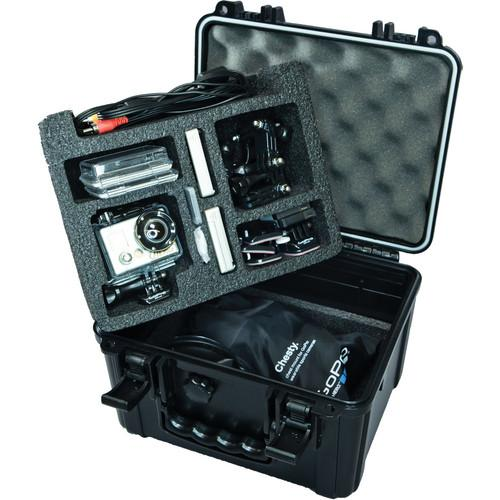 Go Professional Cases XB-550 Hard Case for GoPro Camera XB-550