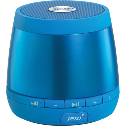 HMDX Jam Plus Wireless Bluetooth Speaker Kit (Blue)