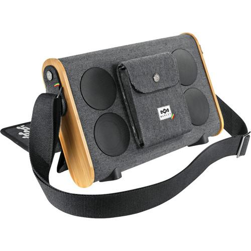 House of Marley Roots Rock Bluetooth Portable Audio EM-JA002-MI