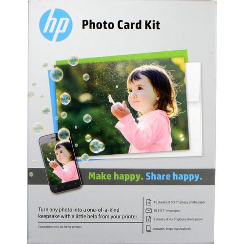 HP  Photo Card Pack SF791A