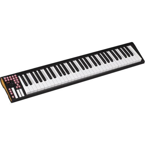 ICON Digital iKeyboard 6 61-Key MIDI Controller IKEYBOARD 6