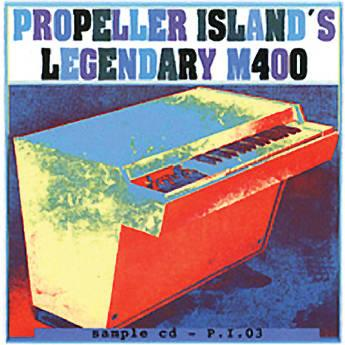 ILIO  PI02 Legendary M400 Keyboard Sampler PI02