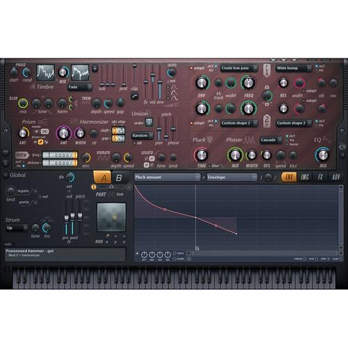 Image-Line Harmor Virtual Synthesizer Plug-In 11-31135