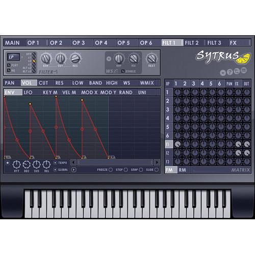 Image-Line Sytrus Hybrid Synthesizer Plug-In 11-31126