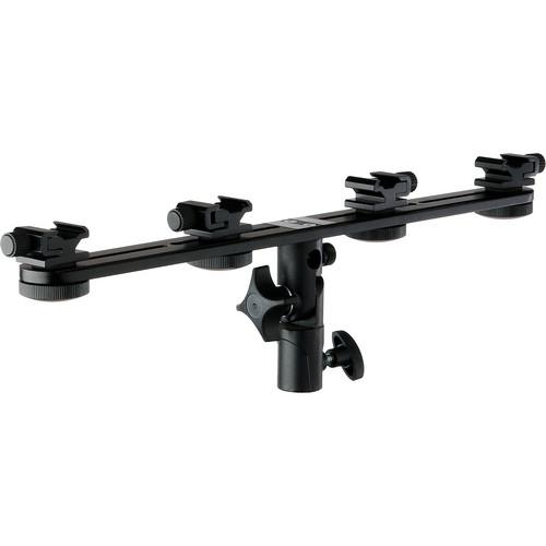 Impact Lightbar Tilt Bracket with 4 Locking Shoes LB-430L