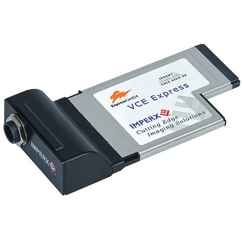 Imperx VCE-ANEX01 Analog ExpressCard/54 Video Capture VCE-ANEX01