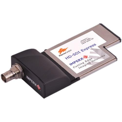 Imperx VCE-HDEX03 HD-SDI ExpressCard/54 Video Capture VCE-HDEX03