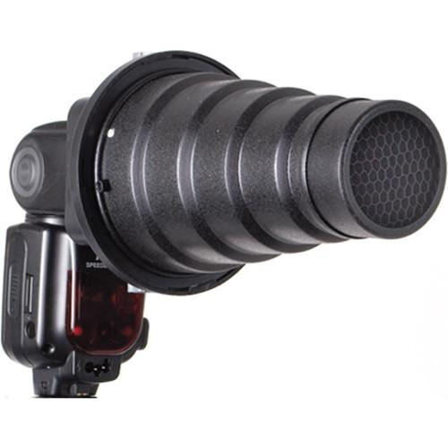 Interfit Strobies Modi-Lite Snoot for Uni-Mount Flash STR181
