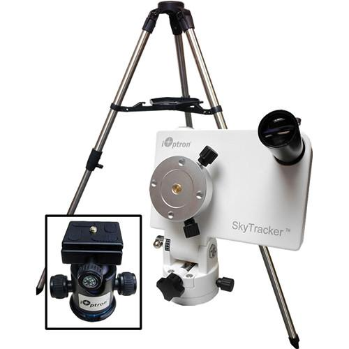 iOptron SkyTracker Camera Mount Kit (White) 3400W