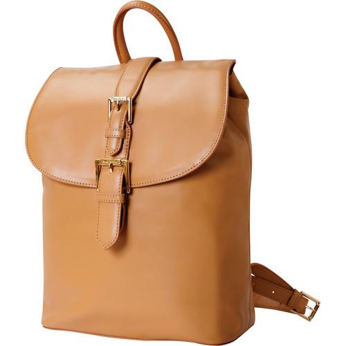 ISAAC MIZRAHI The Kathryn Mini Camera Backpack (Camel) IM42852-C